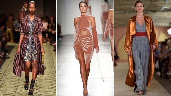 Tendencias del New York y London Fashion Week 2016.