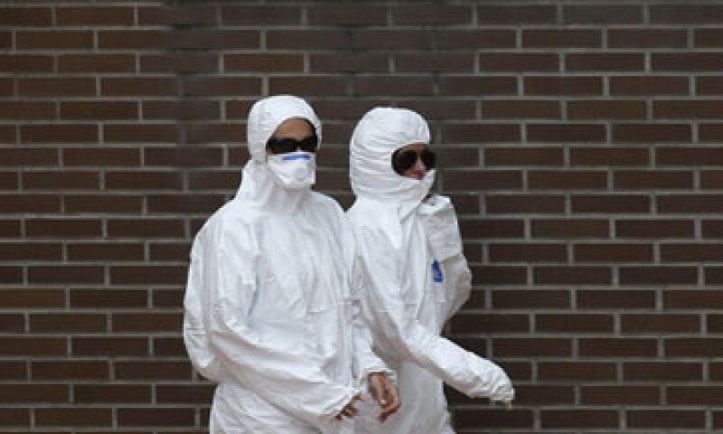 El brote del ébola ha causado la muerte de al menos 3,349 personas. (Foto: Reuters)