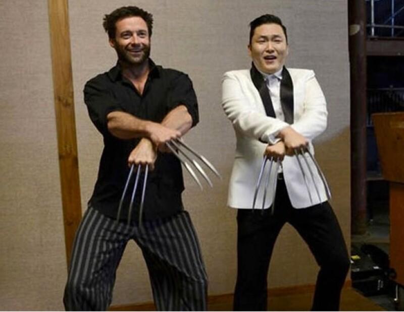 No es secreto que el éxito de esta temporada corre a cargo del coreano PSY quien con una canción pegajosa y un baile único ha hecho mover a todo el mundo, hasta a las celebridades.