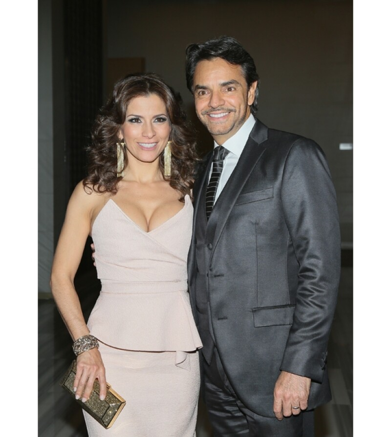 Alessandra Rosaldo y Eugenio Derbez esperan a su primer hija.