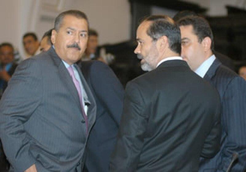 Los coordinadores de las bancadas en el senado se comprometieron, en el evento, a sacar adelante las reformas. (Foto: Archivo)