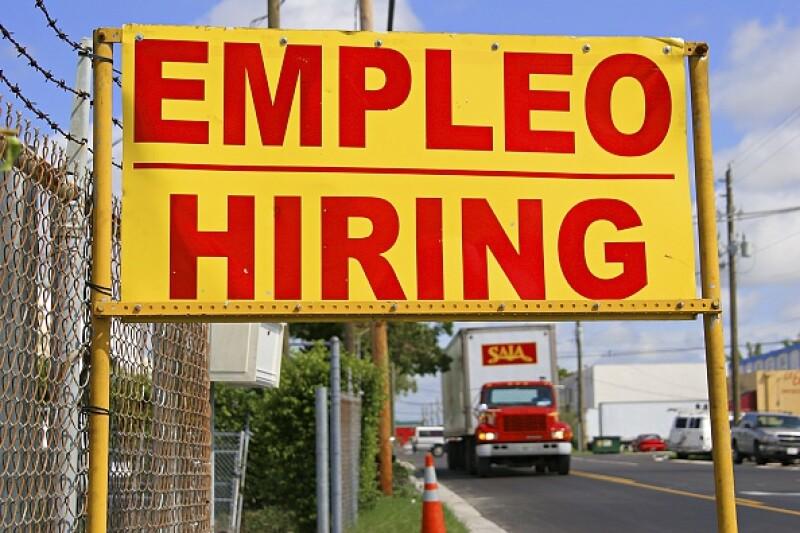 Las empresas mantienen las perspectivas de empleo.