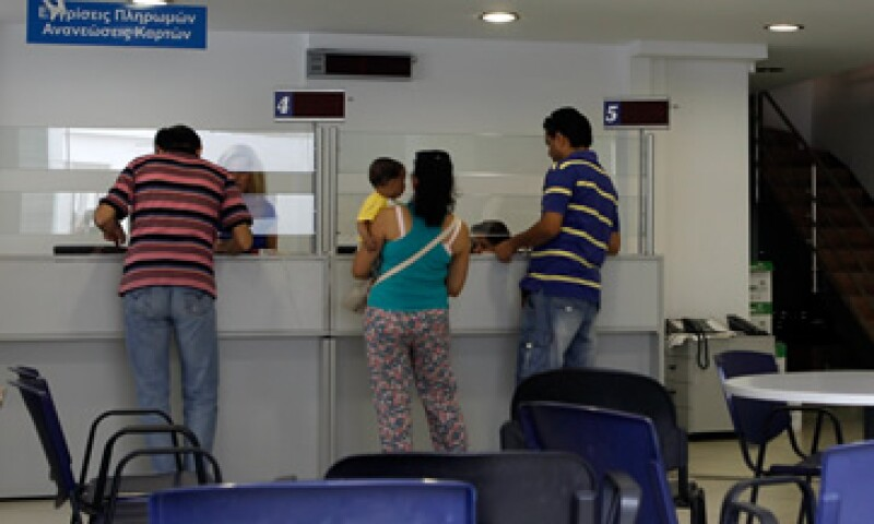 En Grecia, cerca de 1.1 millones de personas estan sin trabajo. (Foto: Thinkstock)