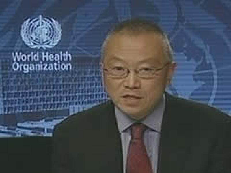 El líder de la OMS dijo que no es seguro que la influenza infecte a un tercio de la población mundial. (Foto: AP)