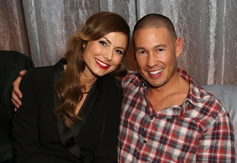 La actriz anunció en su página de internet el nacimiento de su primer hija al lado de su esposo Jared Pobre.