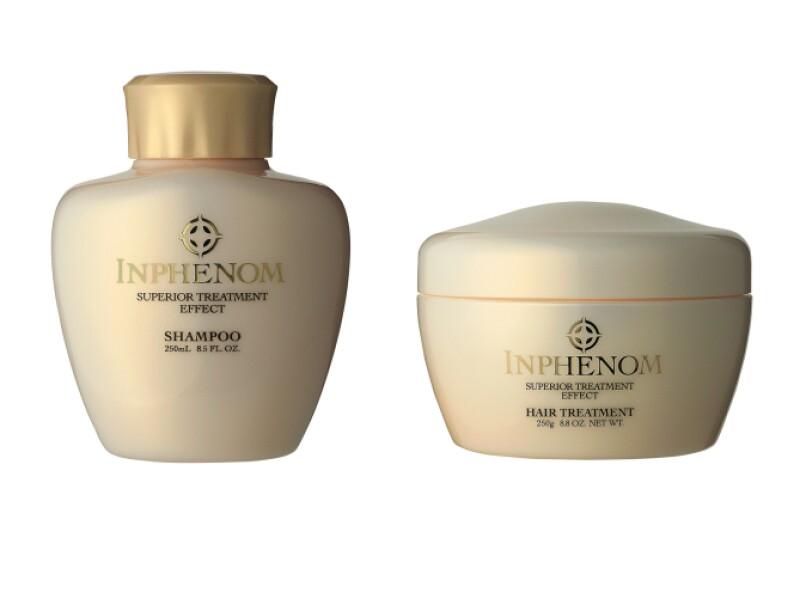Shampoo y tratamiento para pelo.