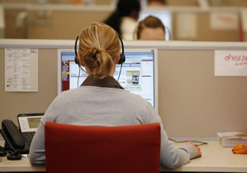 Los servicios de outsourcing tendrán un valor de 450,000 mdd en Latinoamérica para 2012. (Foto: AP)