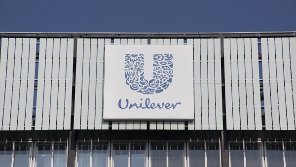 Unilever building