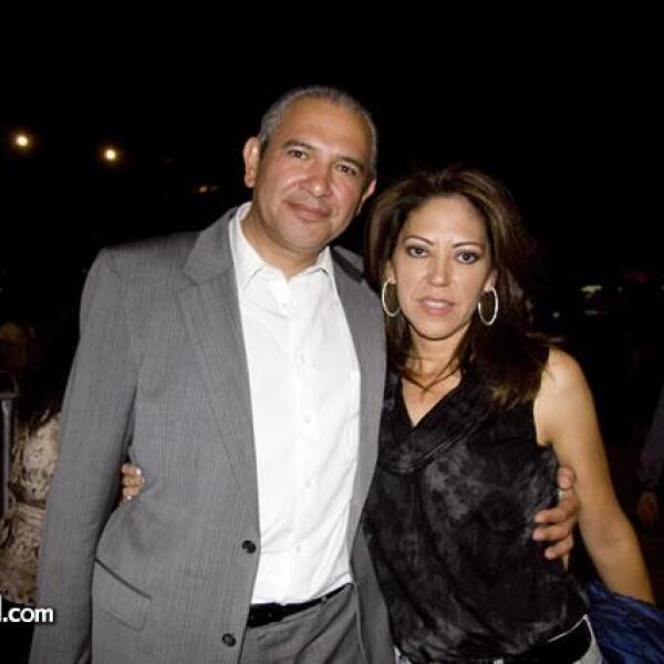 Mario Cesar García,Cynthia Jimenez