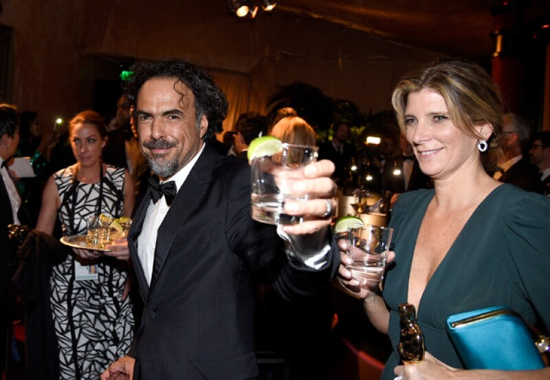 María Eladia Hagerman, quien es una de las 31 mujeres que amamos de la revista Quién, nos contó en entrevista cómo se siente ella y el director mexicano tras ganar el Oscar.