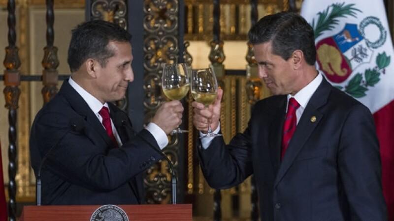 Peña y Humala