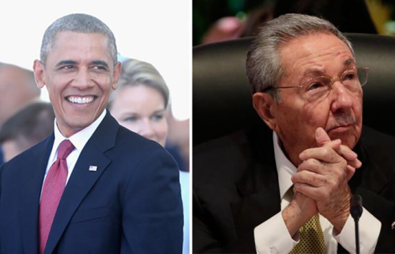Barack Obama y Raúl Castro anunciaron cambios que incluyen la reapertura de embajadas y medidas para facilitar los viajes y el comercio.