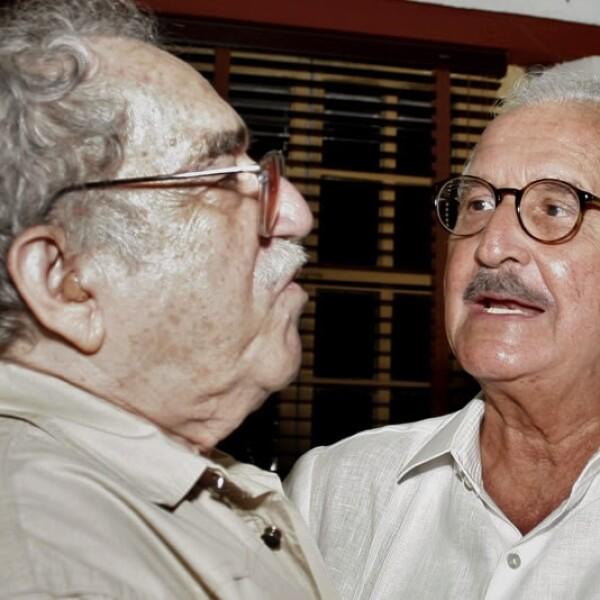 gabriel garcia marquez Carlos Fuentes