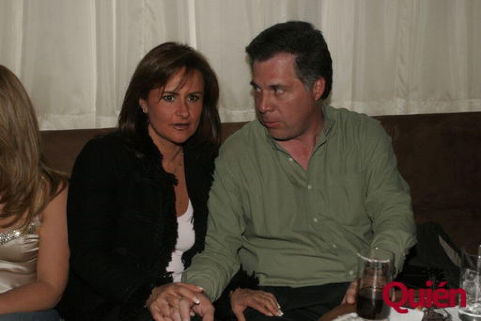 Maripaz González, Francisco Hernández