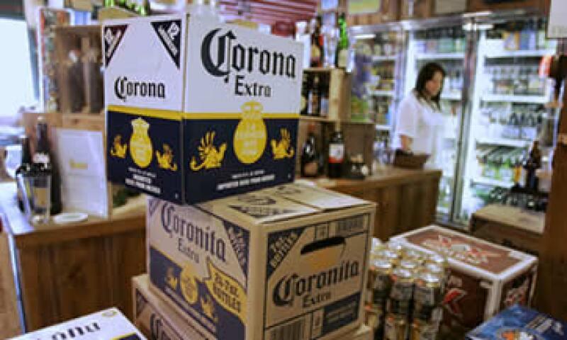 GModelo venderá su 50% de participación en Crown Imports al estadounidense Constellation Brands en 1,850 mdd. (Foto: AP)