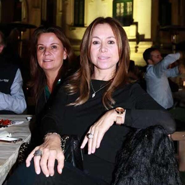 Paty y Tere Arellano