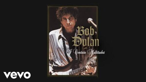 Bob Dylan presenta 'I Contain Multitudes', su segunda canción en un mes