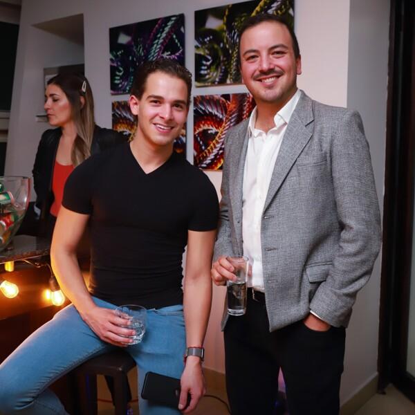Cumpleaños Edo Wilhelm y Gabriel García Peña