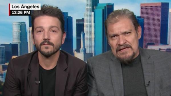 Diego Luna y Joaquín Cosío se integran a la serie 'Narcos'