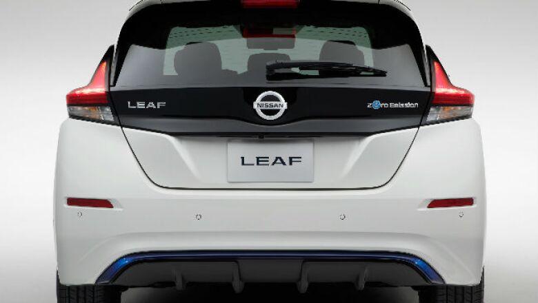 Nissan Leaf 2018 (e)