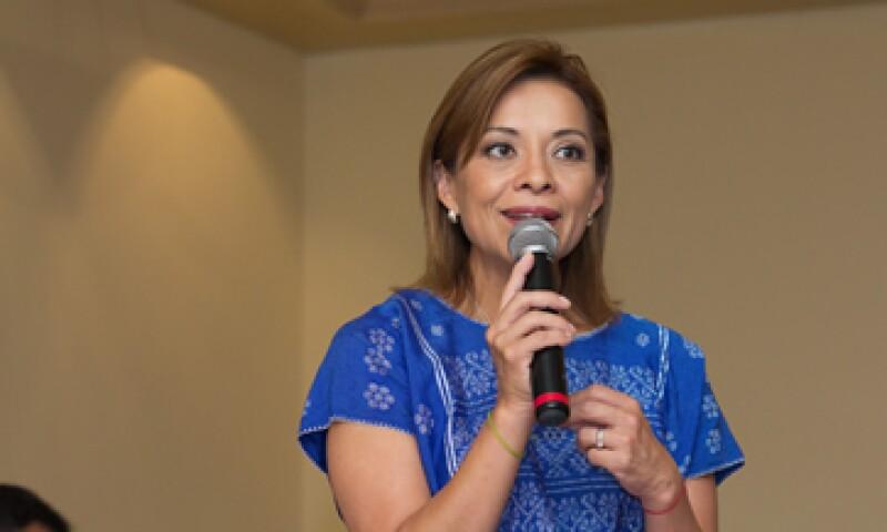 Josefina Vázquez Mota dijo que es necesario recuperar la confianza en la ley y en el poder de las instituciones. (Foto: Notimex)