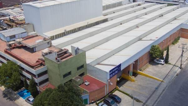 Naucalpan - Vesta - Parque industrial