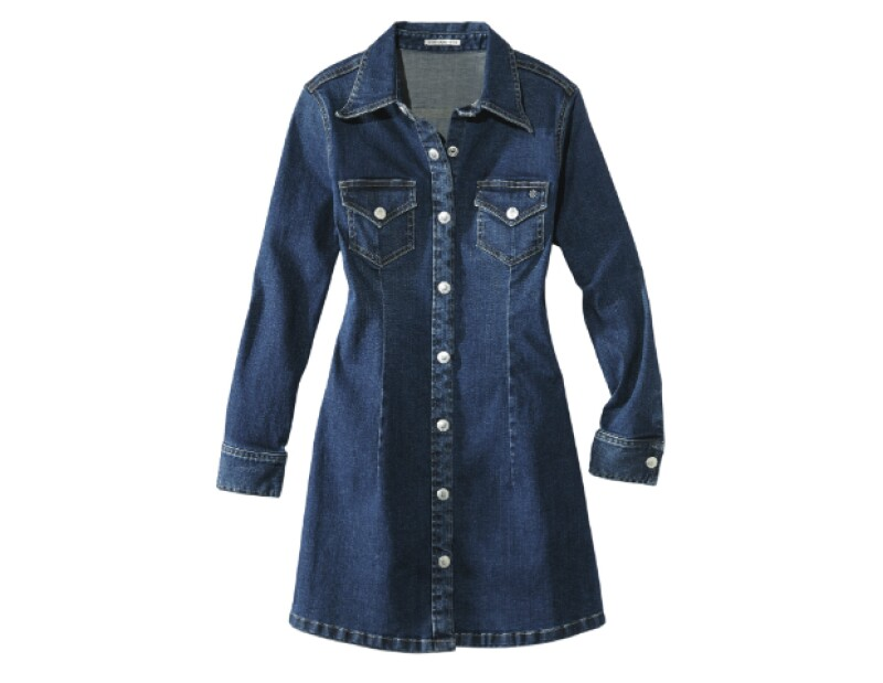 En algodón, AG Jeans, US$325; agjeans.com