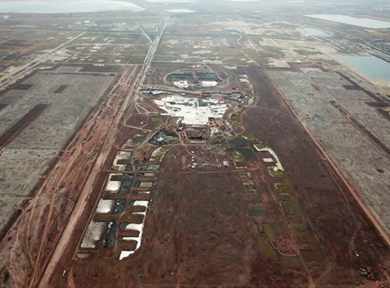 Terminal a�rea