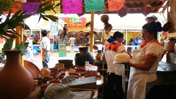 Comida mexicana patrimonio UNESCO