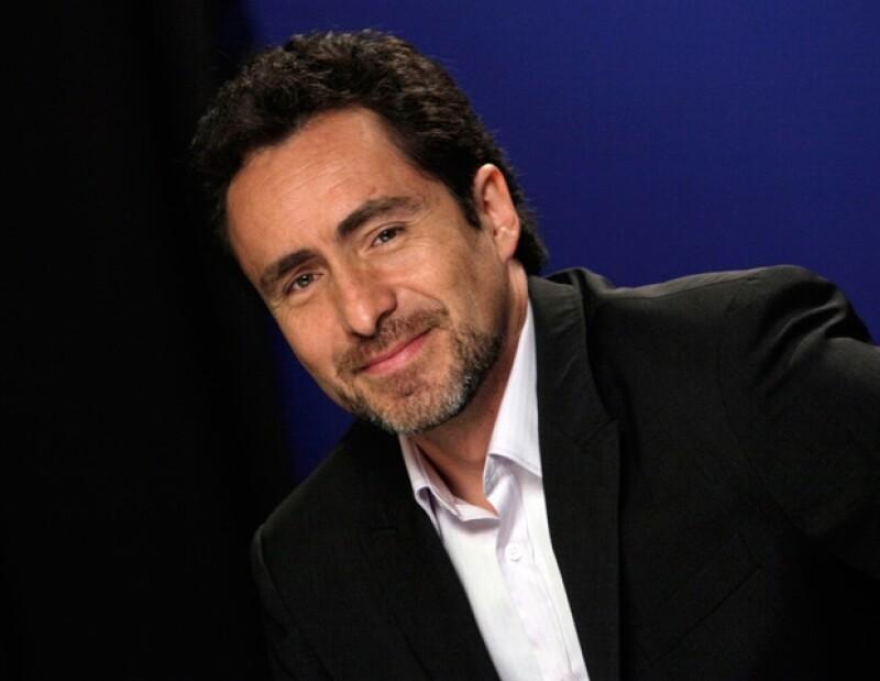 La escritora Sabina Berman dijo que fue todo un placer haber dirigido a Demián y sus hermanos en la obra de teatro Extras.