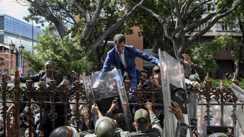 La eterna crisis venezolana