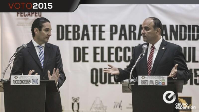 Debate en Querétaro