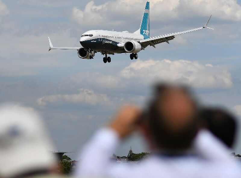 avi�n de Boeing