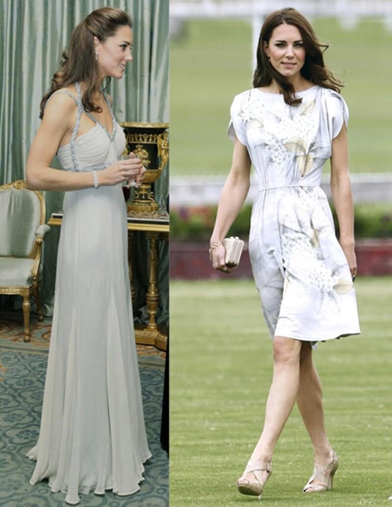 Kate se caracteriza por elegir el outfit indicado para cada ocasión.