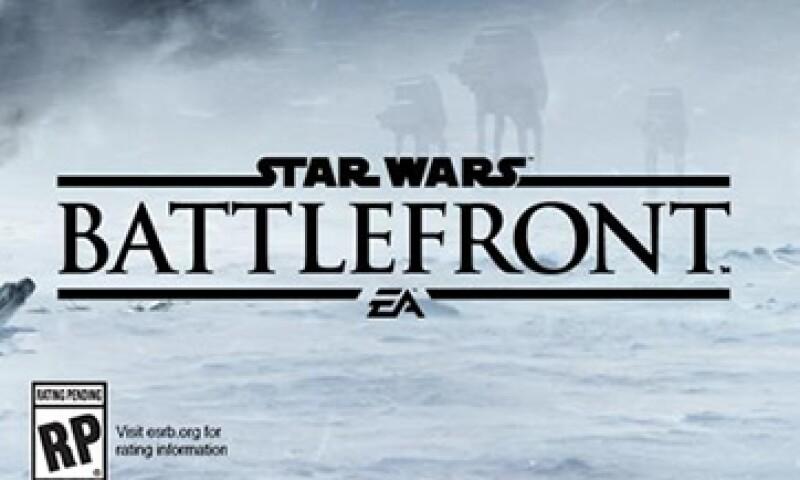 EA presentó un adelanto de 'Battlefront' ya en la Electronic Entertainment Expo en 2013. (Foto: Tomada de facebook.com/EAStarWars)