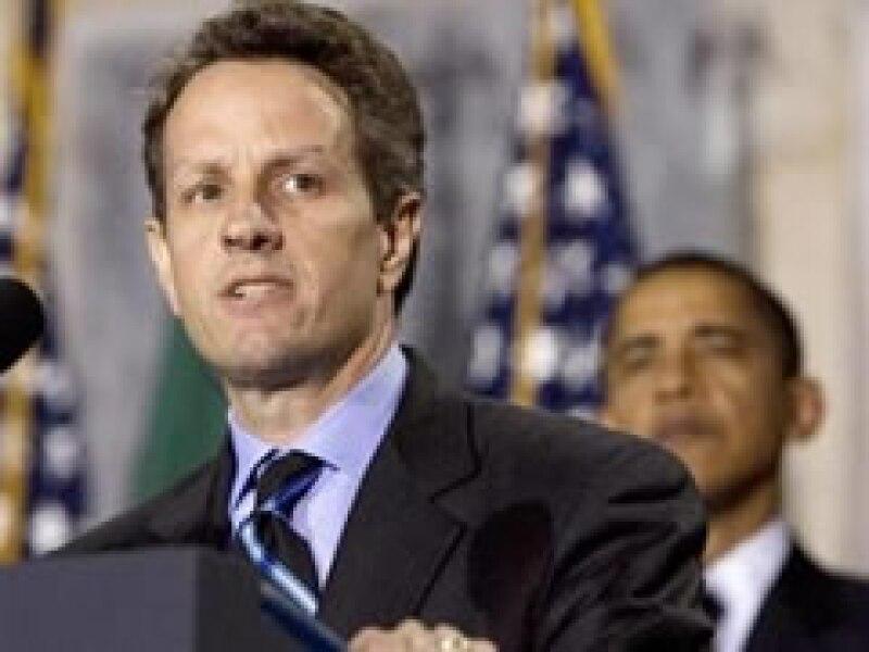 La fortuna de Geithner está valuada entre 740,000 dólares y 1.7 millones de dólares. (Foto: Reuters)