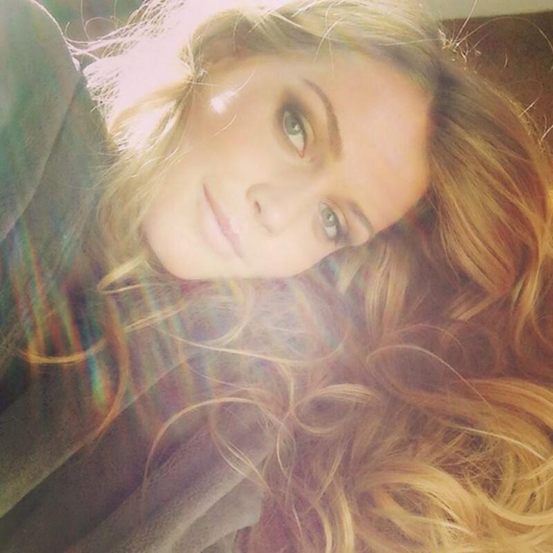 La socialité y ahora modelo, tiene más de 15 mil seguidores en Instagram.