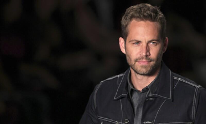 Walker se encontraba en un receso de la filmación de la serie Rápido y furioso. (Foto: Reuters )