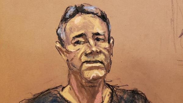 Dámaso López El Licenciado juicio Chapo Guzmán