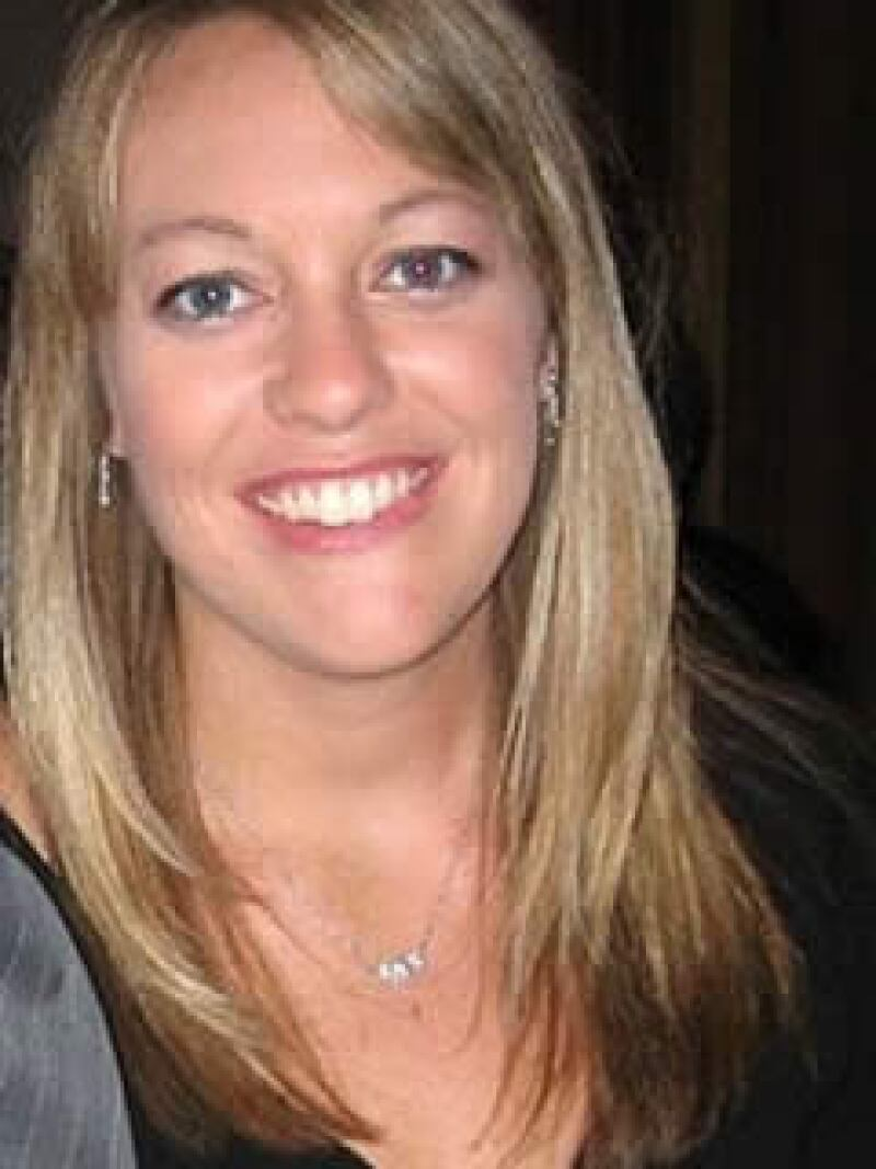 Kelly Russ consiguió un puesto fijo tras trabajar como externa en un proyecto. (Foto: CNNMoney.com)