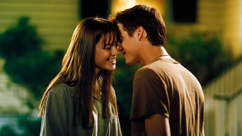 Mandy Moore y Shane West