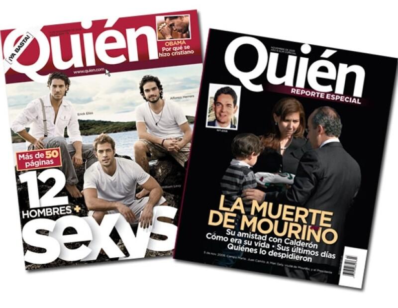 La edición de Sexys salió como estaba programada y al mismo tiempo un especial sobre la muerte de Juan Camilio Mouriño.