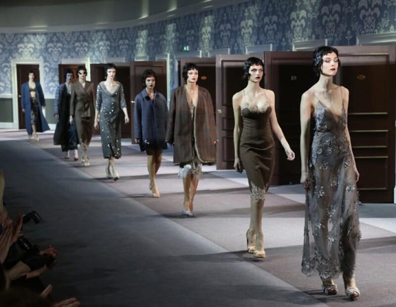 Louis Vuitton Otoño-Invierno 2013.