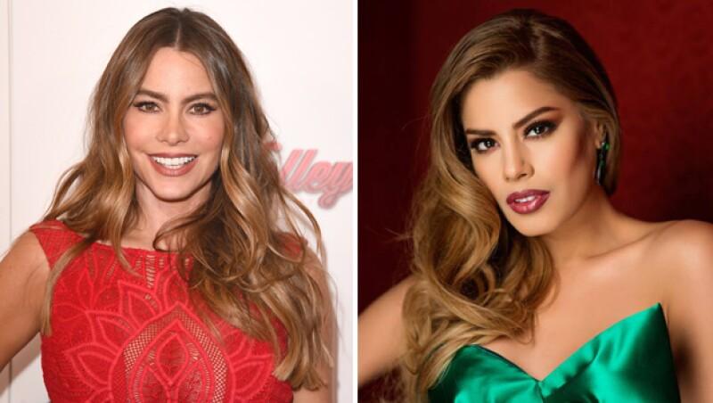 Conoce a Ariadna Gutiérrez, la representante de Colombia que bien podría pasar como la hermana de la actriz.