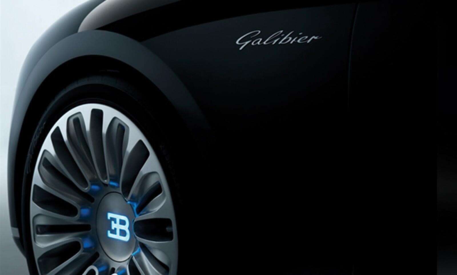 Bugatti fue el primer fabricante en utilizar llantas de aluminio en serie vehículos de producción.