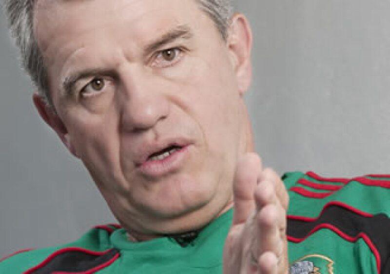 Javier Aguirre dirige la 'empresa' más entrañable para los mexicanos, la Selección Mexicana. (Foto: Carlos Aranda/Mondaphoto)