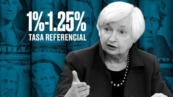 Janet Yellen nota tasa fed