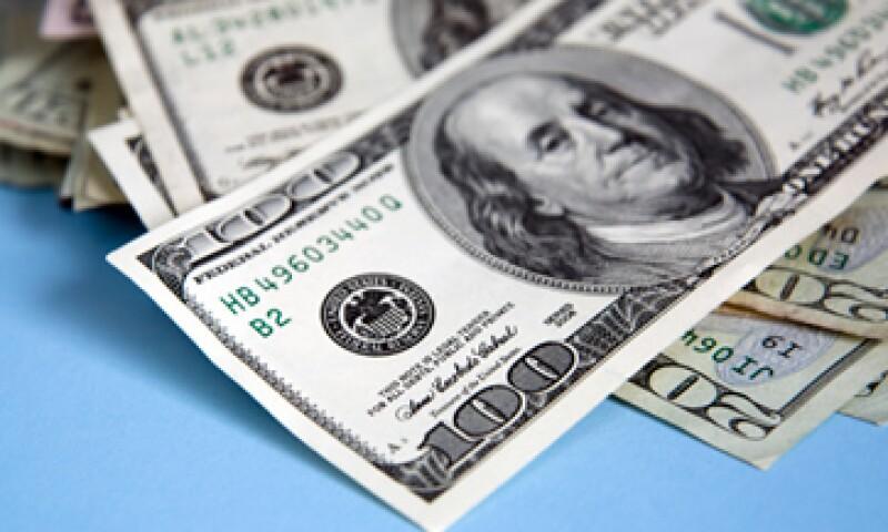 El tipo de cambio podría oscilar entre 12.10 y 12.20 pesos por dólar, según Banco Base. (Foto: Getty Images)