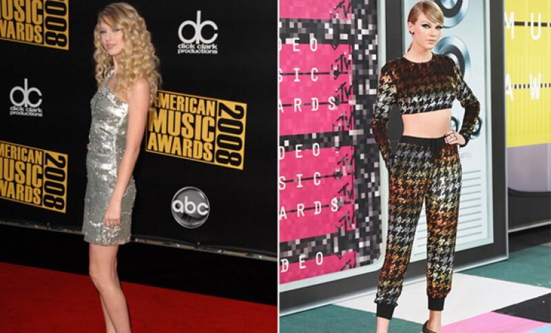 Renovarse o morir, es algo que totalmente aplicó Taylor.