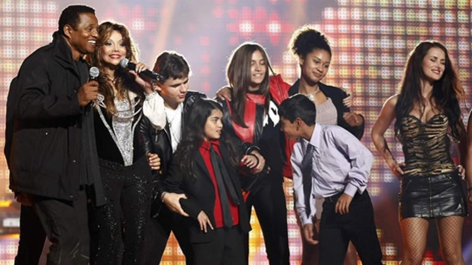 Michael Jackson Concierto Gales